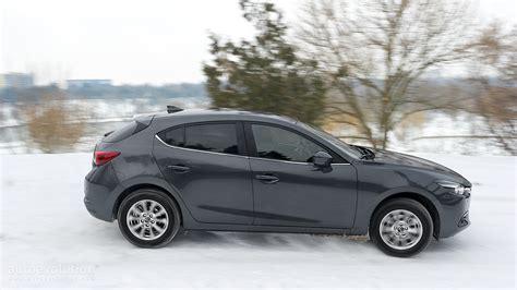 Driven 2017 Mazda3 Hatchback Autoevolution