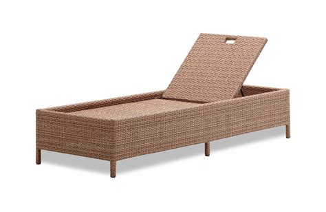 strathwood griffen all weather wicker chaise