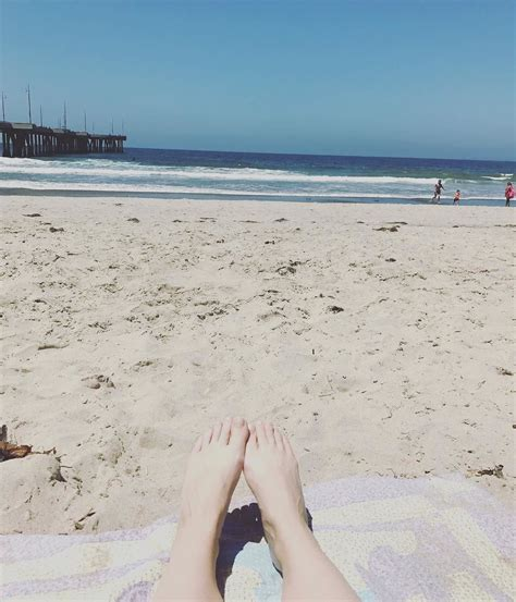 Kaitlyn Black's Feet