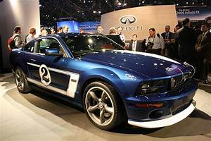 2011 - 2012: Saleen Mustang Gurney Price | Review and Features of Saleen Mustang Gurney