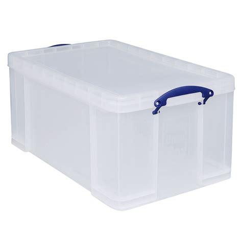 clear  plastic storage box departments