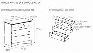Dimension Lit Bébé Standard : dimension lit b b ouistitipop ~ Teatrodelosmanantiales.com Idées de Décoration