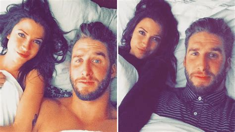 The Bachelorette's Kaitlyn Bristowe And Shawn Booth Pose ...