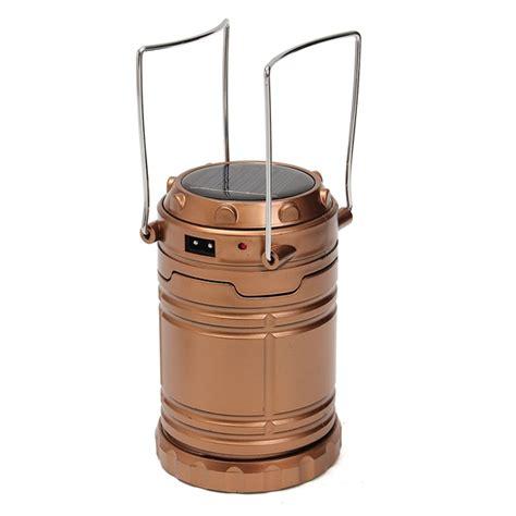 portable led le cing solaire le lanterne lumi 232 re rechargeable d urgence int 233 rieure