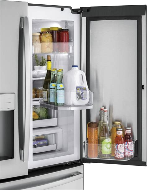 gfdgslss ge   cu ft french door refrigerator door  door stainless steel