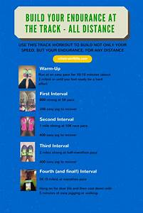 Track Workouts For Runners And Non-runners