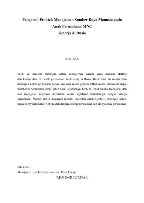 Contoh Jurnal Penelitian Tentang Pendidikan - Contoh Bu