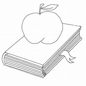 Free Black And White Back to School Clipart (47+)