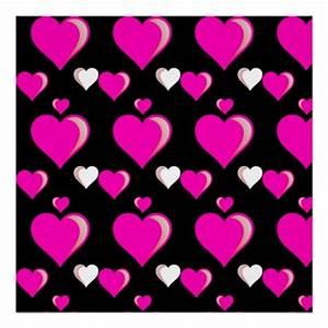 Black and Red Heart Wallpaper - WallpaperSafari