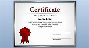 64  Printable Certificate Templates