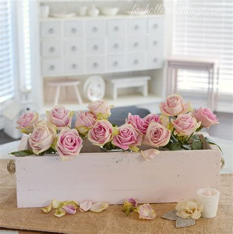 design of kitchen furniture how to a shabby wood trough box fox hollow cottage