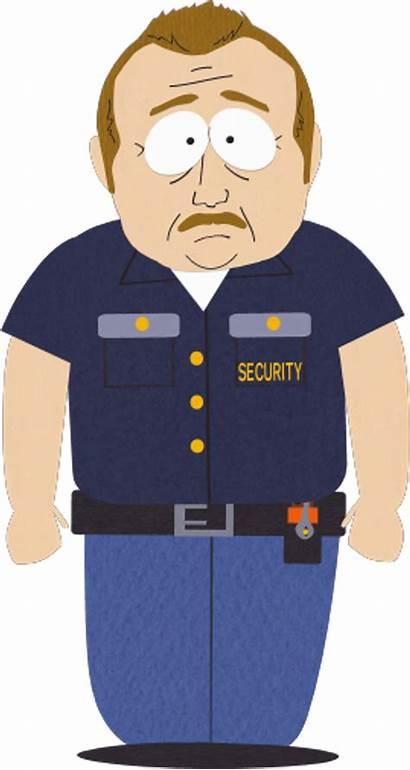 Guard Security Woman Clipart Park South Webstockreview
