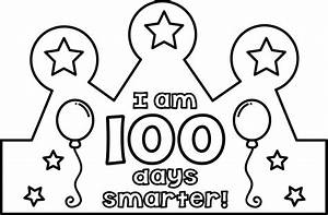 Teacher laura 100th day crown for 100th day of school crown template