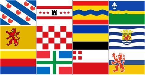 flags   netherlands provinces quiz  scuadrado