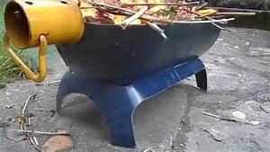 Bonbonne De Gaz : barbecue r cup 39 d 39 une bouteille de gaz youtube ~ Farleysfitness.com Idées de Décoration
