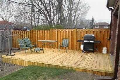 Backyard Deck Platform Decks Country Plans Sonomamag
