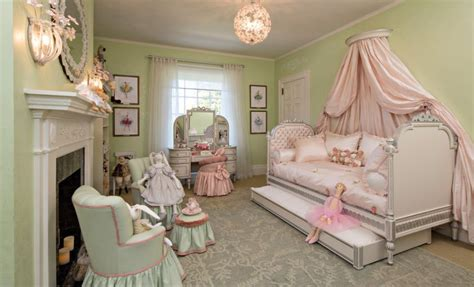 Turning A Room Into A Princess' Lair  Cute Ideas For