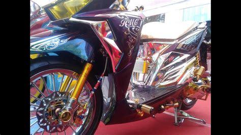 Modif Sepedq Motor Vario Keren by Modifikasi Motor Vario Fi 150 Modifikasi Yamah Nmax