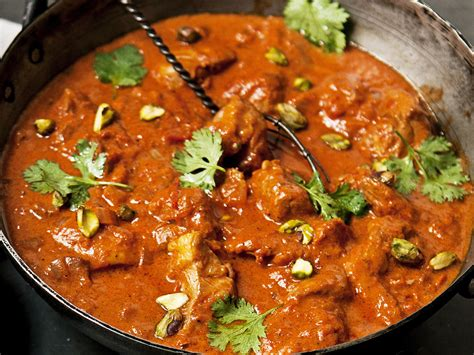 curry cuisine zingy butter chicken curry recipe food to