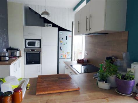 faire une cuisine ouverte crer une cuisine ouverte la cuisine ouverte avec bar