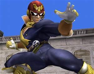 Captain Falcon - Super Smash Bros. Brawl Photo (799111 ...