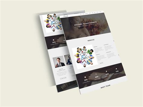 themeforest photography templates photography template by themexbest themeforest