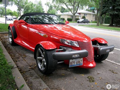 Plymouth Prowler - 23 August 2016 - Autogespot