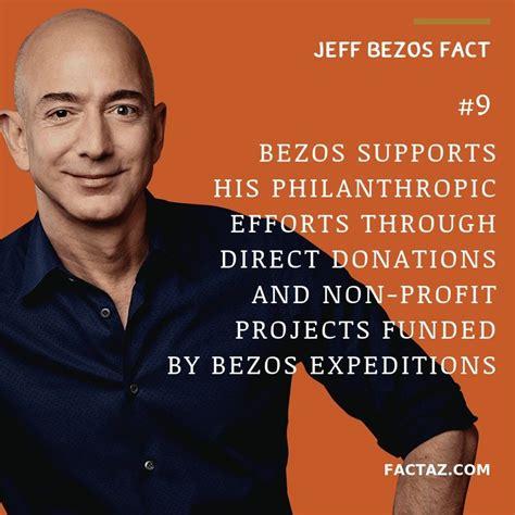 Jeff Bezos Income Facts - ONCOMIE