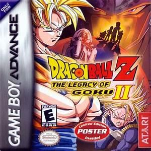 Mescheryakovinokentiy Dragon Ball Z The Legacy Of Goku 2