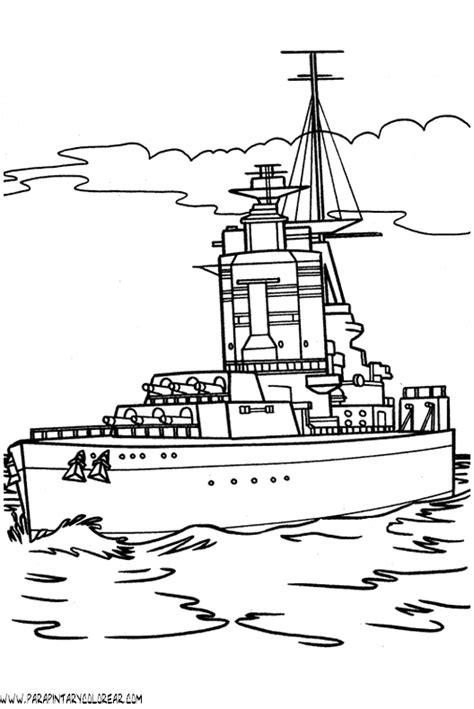 Barcos De Guerra Para Colorear by Dibujos Para Colorear De Buques Imagui