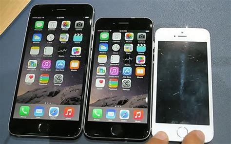 forskjell p iphone 5s og