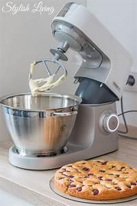 Kenwood Chef Sense : weltbester schneewittchenkuchen nach omas art verlosung werbung stylish living ~ Frokenaadalensverden.com Haus und Dekorationen