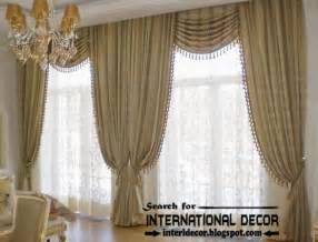 livingroom curtains top trends living room curtain styles colors and materials