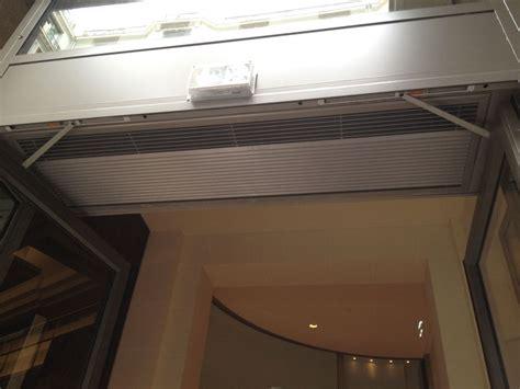 rideau d air chaud 233 lectrique encastrable 1 5m teddington phv1500er teddington g 233 nie