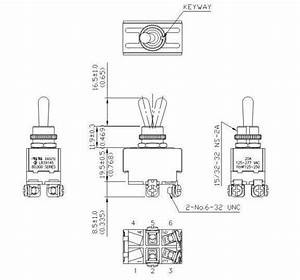 Toggle Switch - Heavy-duty Motor Rated
