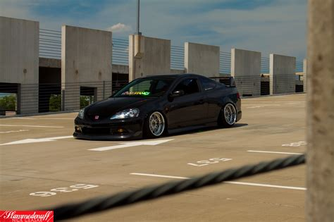 The Gallery For --> Slammed Red Rsx Type S