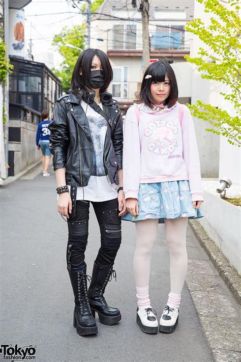 Harajuku Girls In Milklim Milk Boy And Sex Pot Revenge Fashion