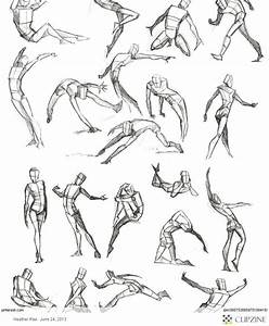 cool drawing of human motion | drawing | Pinterest | Cool ...