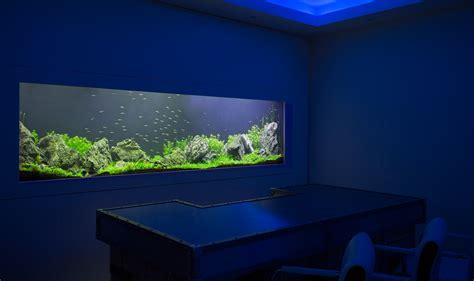 accessoire bureau aquarium design