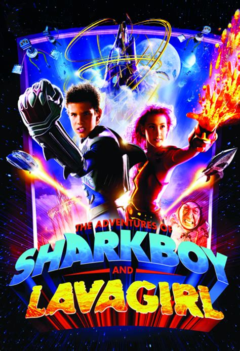 Great White Shark Hd The Adventures Of Sharkboy And Lavagirl Official Site Miramax