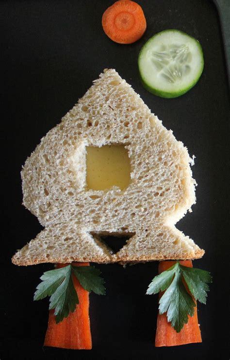 edible spaceship  kid craft