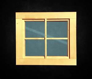 Einfache Holzfenster Für Gartenhaus : fenster f r gartenhaus ~ Articles-book.com Haus und Dekorationen