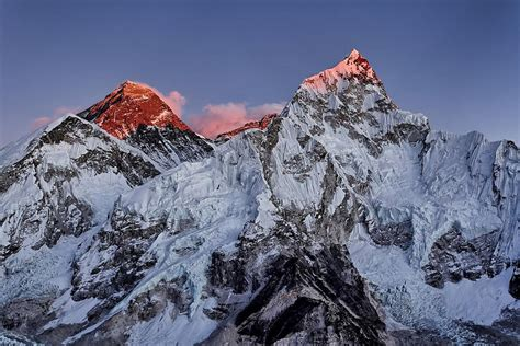 hauteur du mont everest hauteur du mont everest 28 images tailles relatives de