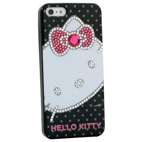 hello kitty iphone 5 sakar hk53609blg hello kitty iphone 5 fits iphone 5 hello kitty design