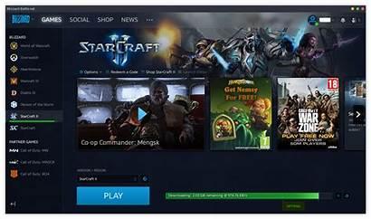 App Desktop Battle Battlenet Codeweavers