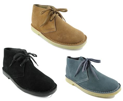 Suede Shoes At Weekend