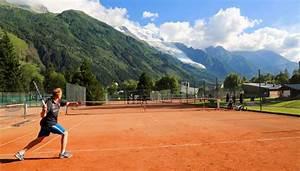 Tennis de Chamonix centre sportif Richard Bozon à