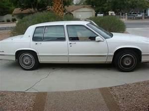 Purchase Used 1991 Cadillac Deville Base Sedan 4