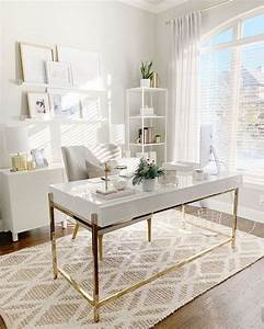 32, Comfortable, Home, Office, Design, Ideas, For, Women, In, 2020
