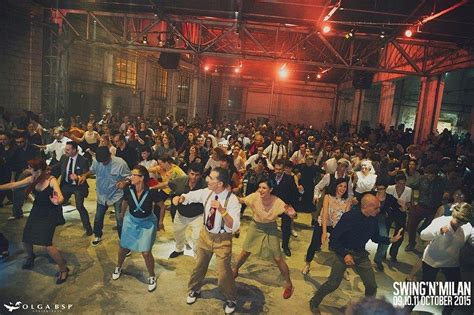 swing n milan swing n milan dal 6 al 9 ottobre il festival swing pi 249